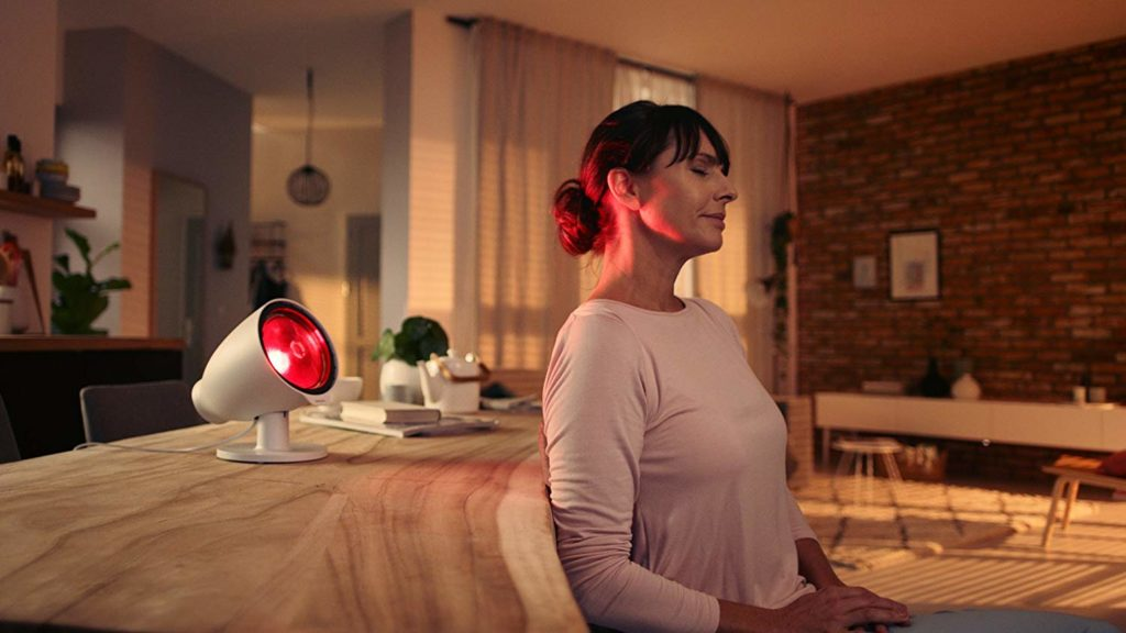 infrarotlampe anwendung wie lange