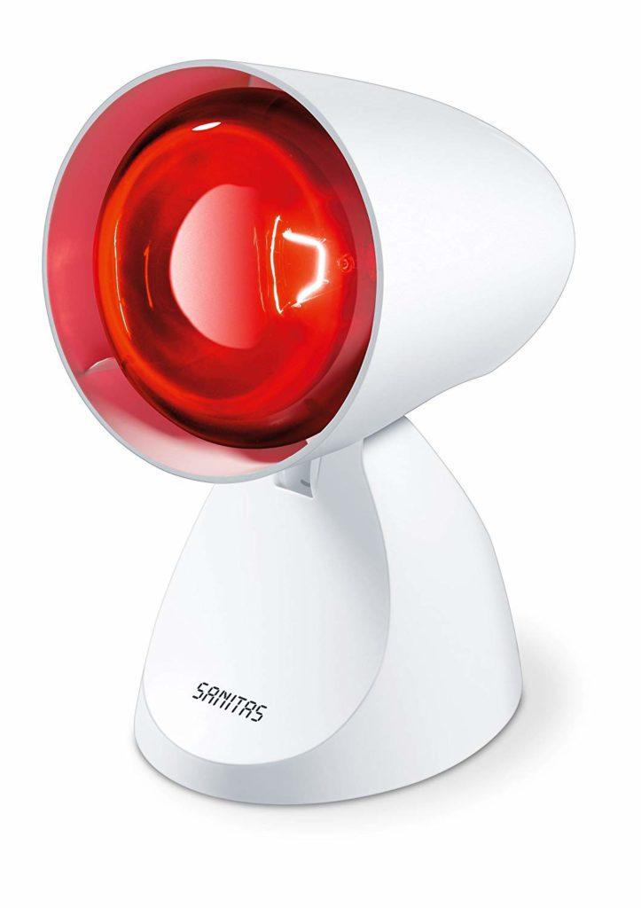 Sanitas infrarotlampe